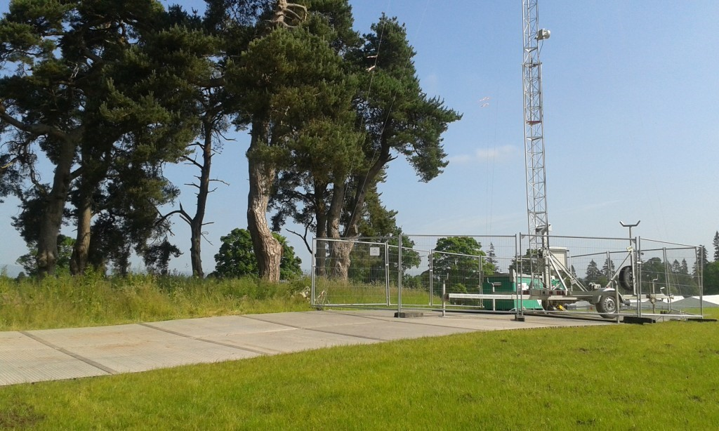 Mobicell St Andrews   Trackway Solutions