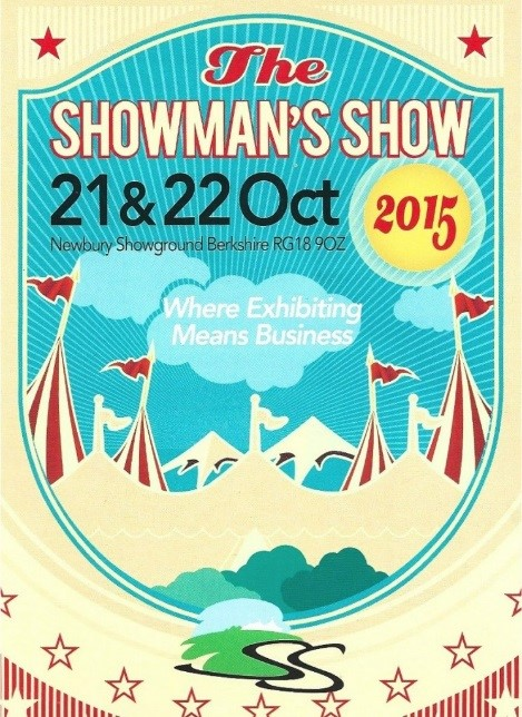 Showman's Show flyer | Trackway Solutions